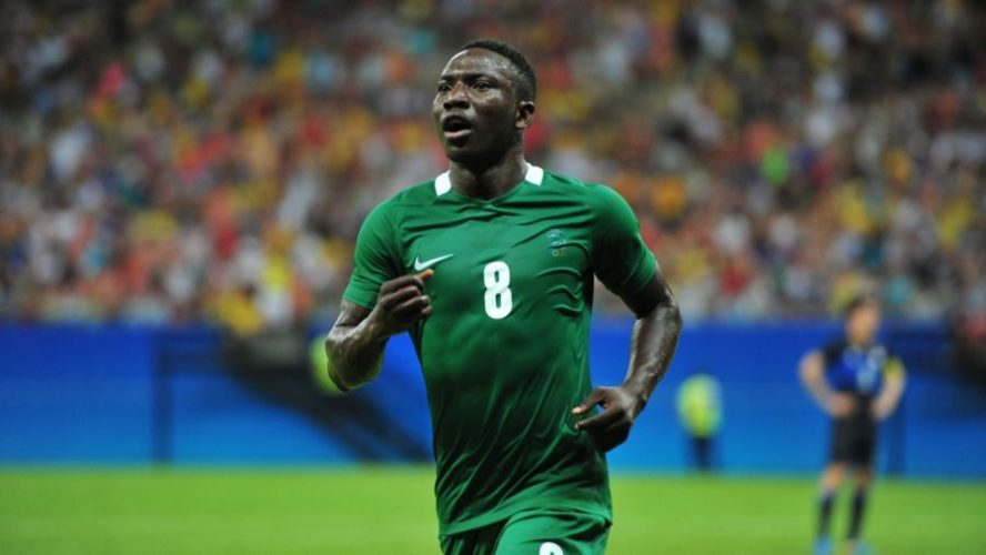 Etebo Nigeria Football