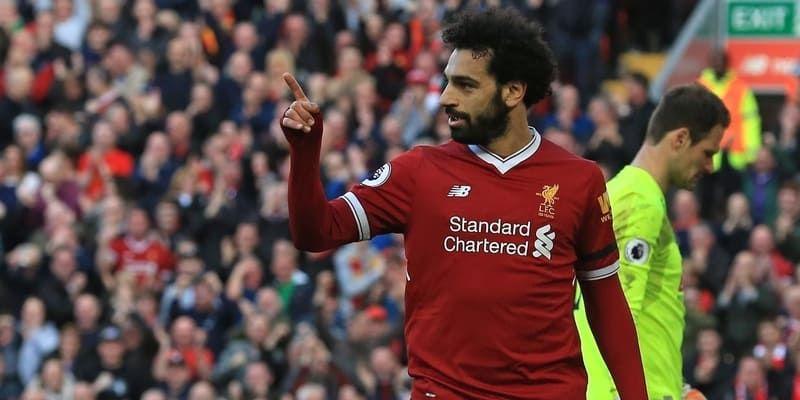 Mohamed Salah africa