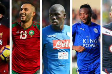 best african players 2018