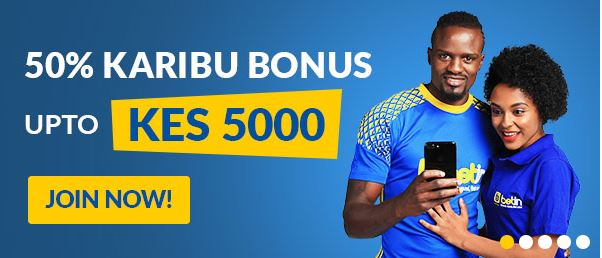 Betin Kenya Welcome Bonus