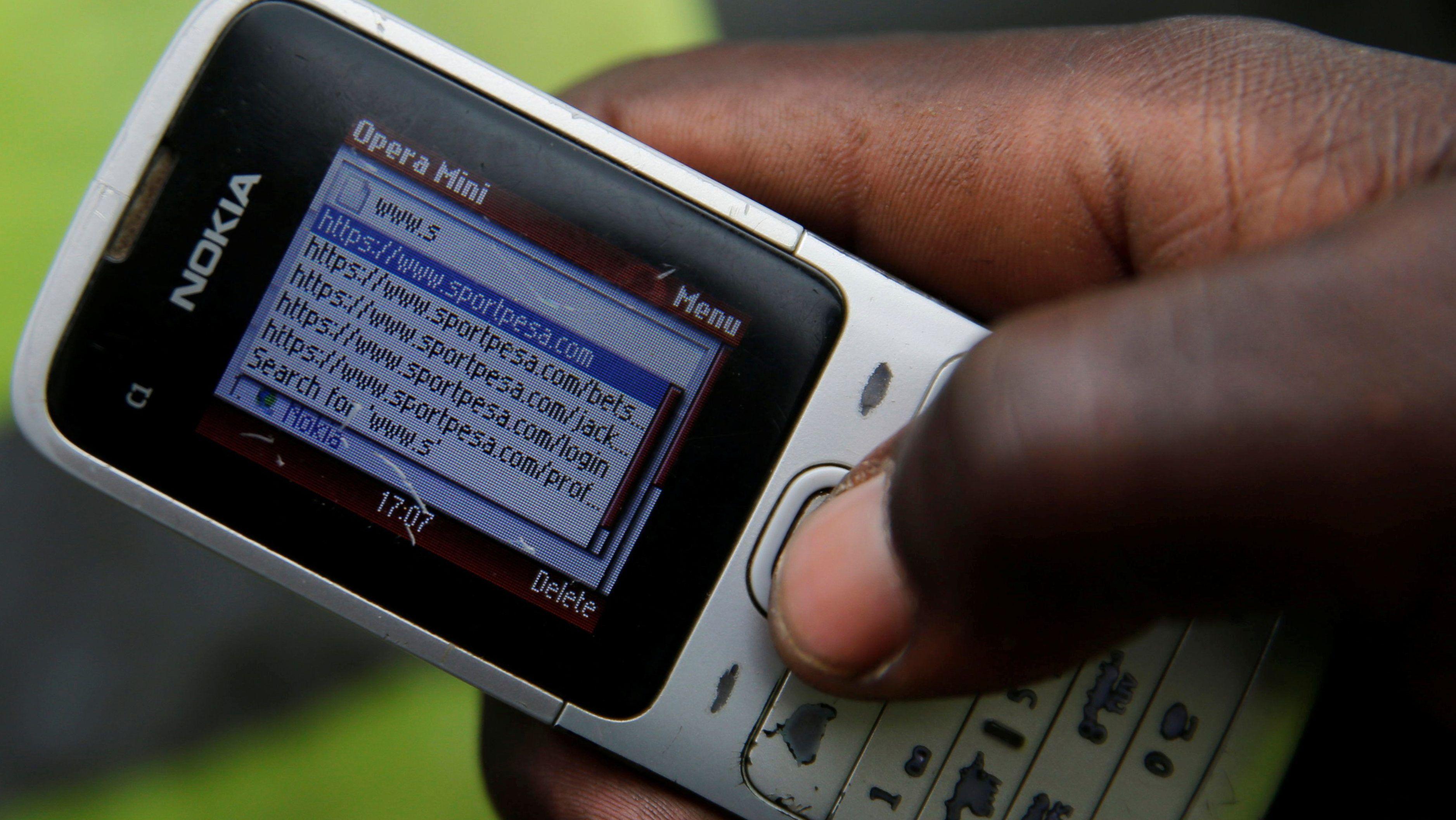 Zambia Mobile Betting
