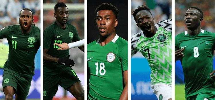 Nigerian Super Stars