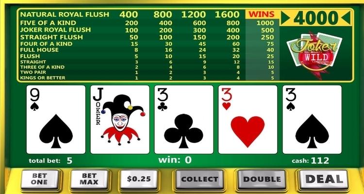 Poker Three Of A Kind