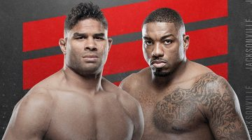ufc fight night overeem vs harris