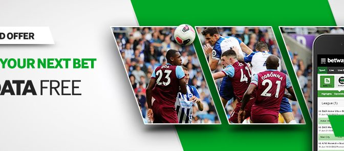Betway South Africa Data Free